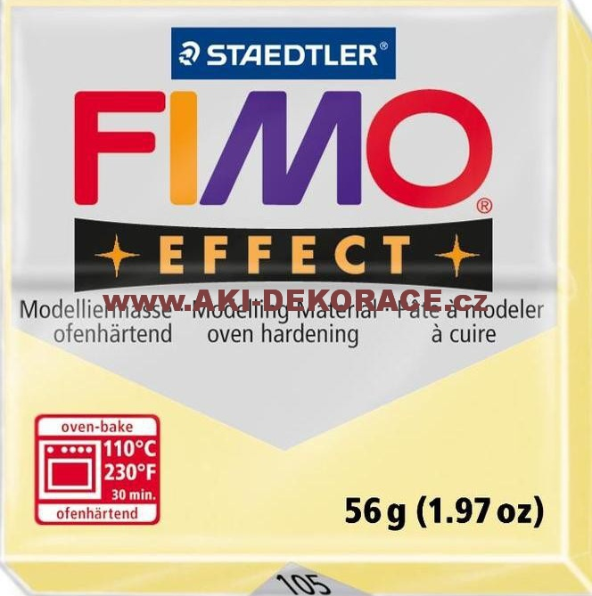 FIMO,EFFECT,56g,citrín,