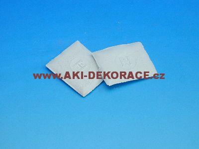 Křídy 120602 krejčovské bílé