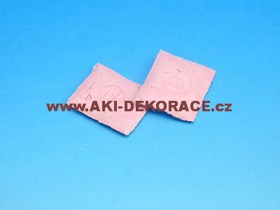 Křídy 120603 krejčovské růžové