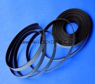 Magnetická,lepící,páska,5m x 12,5mm,