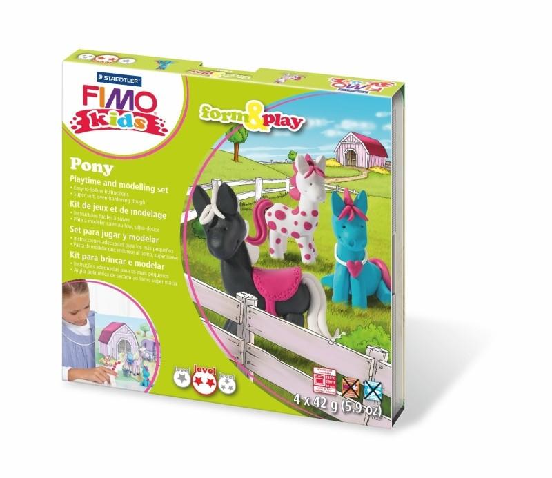 FIMO,KIDS,sada,PONY,4x42g,