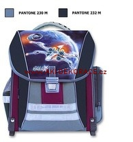 Školní,batoh,Galaxy,
