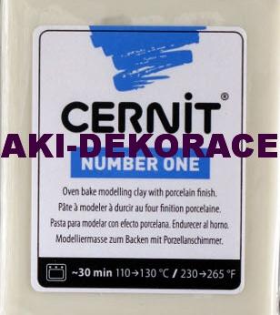 CERNIT,modelovací,hmota,ŠAMPAŇ,56g,