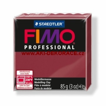BORDO,FIMO,Professional,85g,