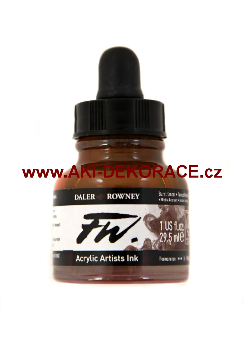 UMBRA PÁLENÁ TUŠ FW INK 29,5ml(223)