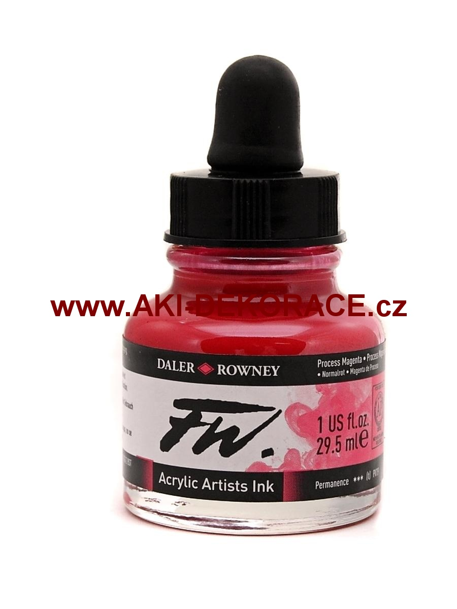 MAGENTA TUŠ FW INK 29,5ml(412)