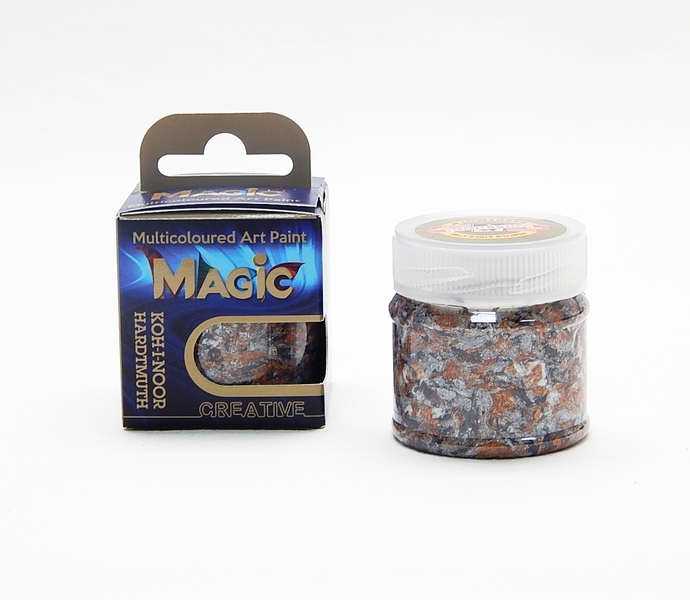 MAGIC METALICKÁ DUHA 50ml