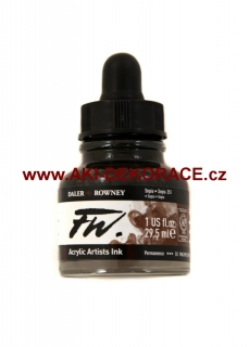 SEPIOVÁ TUŠ FW INK 29,5ml(251)